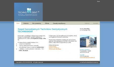 Technodent. Laboratorium techniki dentystycznej